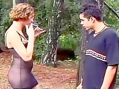 Hot Rafeala BUCKMAN In Outdoor Fuck & TS Rimming