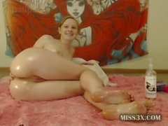 Two toys play perfect teen girl