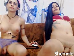 bad_herb two hot latina shemale