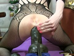 New Year Riding dildo, Dark Crystal DC52