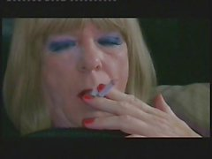 Fetish smoking Sam gets fucked.