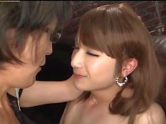 Japanese Crossdresser and Trans lady play