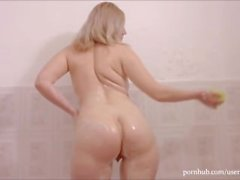 Shower Masturbation Orgasm