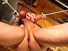Sissy Pussyboy Stretched CBT Bondage Self-use Degradation