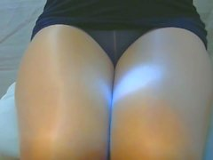 crossdresser pantyhose legs 129