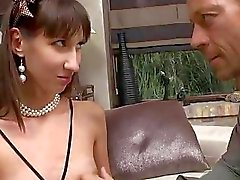 Beauty Taniella in wild nasty threesome