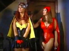 Batgirl transformed into a slut by scarlet witch.mp4