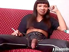 Mature Tranny Smoking Slideshow
